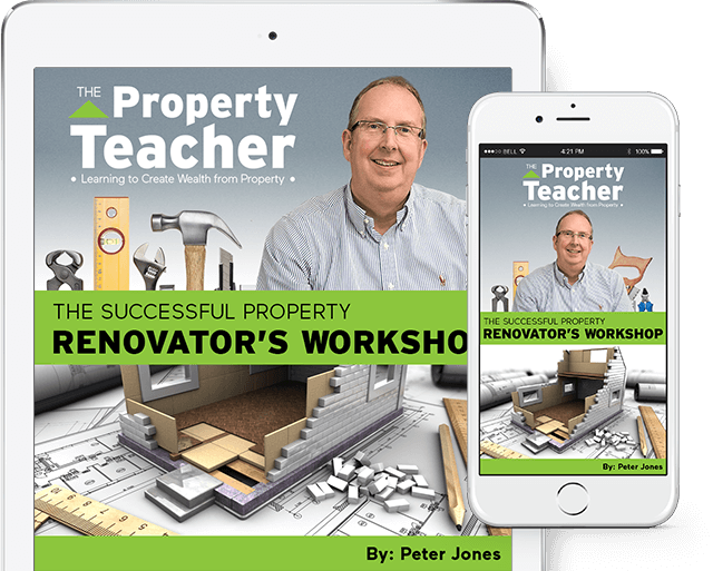 The Successful Property Renovators Workshop book
