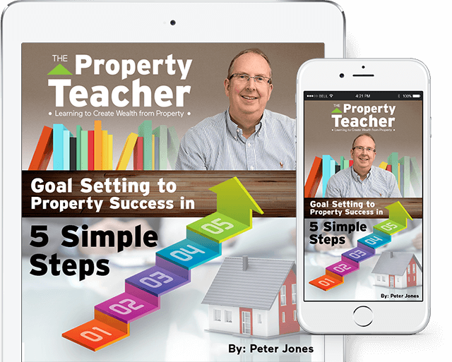 Goal Setting to Property Success in 5 Simple Steps